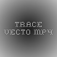 Vidéo - PE design: Bases de la vectorisation manuelle
