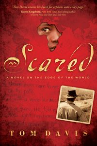 Scared is a sweeping saga of redemption and hope. When a heartbroken photojournalist encounters a struggling orphan in the African countryside, their lives are forever changed.