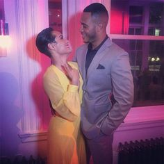 Trai Byers and Grace Gealey's love is all we've ever wanted in life | Essence.com
