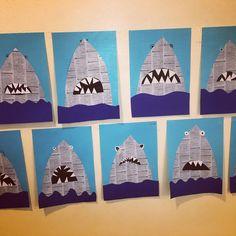 ¡Aula gratuita y material de arte para todos! School Art Projects, Projects For Kids, Fig Drawing, Tracing Art, Andy Warhol Pop Art, Drawing Templates, Preschool Art, Fish Art, Art Plastique