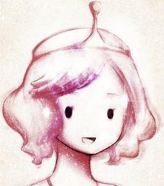 Young Princess Bubblegum Adventure time fan art