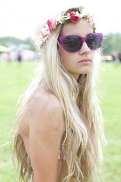Street-Style Snaps From This Year's Bonnaroo Babes #Refinery29