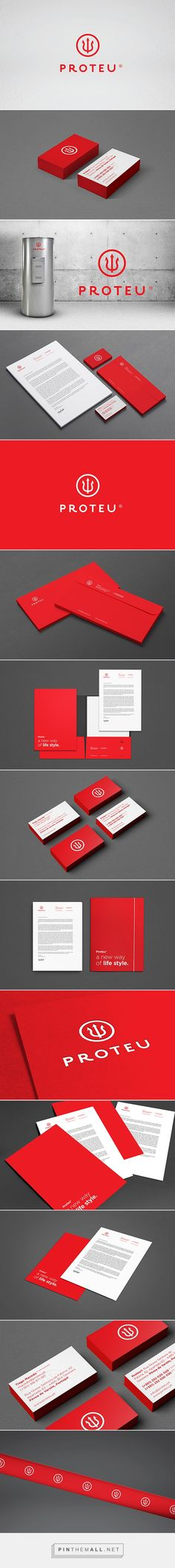 Proteu® by Another Collective on Behance | Fivestar Branding – Design and Branding Agency & Inspiration Gallery