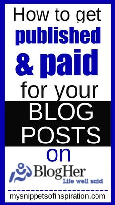 Ever wondered how to get on the front page of BlogHer? There is more than one way to go about getting your #blogposts published paid for on this site of thousands of women! I wish I would've done it sooner!