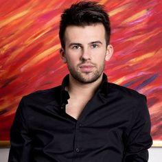 Romanian singer Florin Ristei