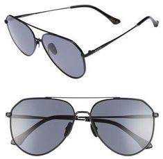 681f2ff323c DIFF x Jessie James Decker Dash 61mm Polarized Aviator Sunglasses