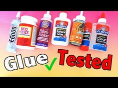 Easy slime 14 cup elmers glue white or clear laundry detergent diy fluffy slime using eye drops make perfect slime without borax liquid starch ccuart Image collections