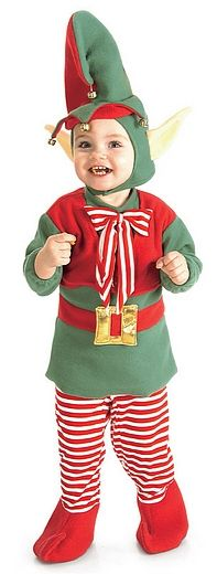 Elf Toddler Costume Christmas Costume - Childs Halloween Costumes #Elf #Costume #Christmas #Cute