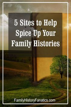 When you want to spice up your family history, check out these websites to add a. - When you want to spice up your family history, check out these websites to add a few gems of contex - Genealogy Forms, Genealogy Research, Family Genealogy, Family History Book, History Books, Memoir Writing, Writing Tips, Genealogy Organization, Family Research