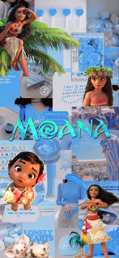 Moana Asthetic Wallpaper for iPhone XS / Xr