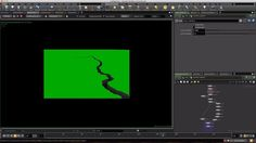 This video is my further exploration of Khermah's Houdini line crack tutorial on Youtube. When I got to the end of that tutorial I had some problems getting a nice render. So I spent some time debugging the scene and simplifying the workflow to get an acceptable render out of the effect.  This video demonstrate node based modeling driven by an animated source.