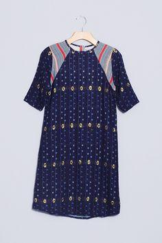 Ace and Jig Royal Sheath Dress | Conifer Shop