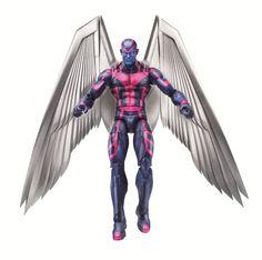 archangel marvel legends action figure