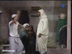 درب الزلق حسينوه وخاله قحطه