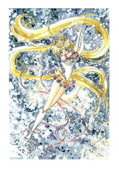 Eternal Sailor Moon by ~Erikor on deviantART