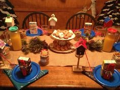 Camping Party Breakfast #camping #breakfast