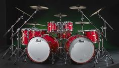 Masterworks | Pearl Drums