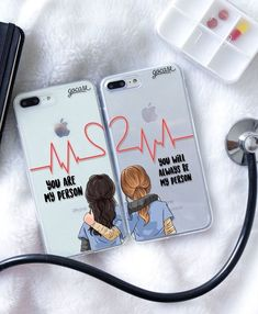Audrey and I need these - - Handyhülle - Celulares e Acessórios Bff Cases, Cute Cases, Cute Phone Cases, Iphone Phone Cases, Friends Phone Case, Diy Phone Case, Bff Gifts, Best Friend Gifts, Best Friend Cases
