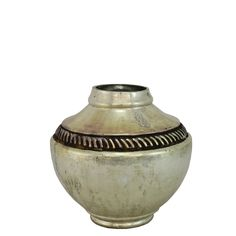 #ImportCollection, Item 49-438, Marquette Round Vase