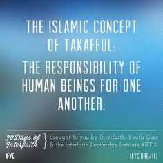 Islam concept of Takafful