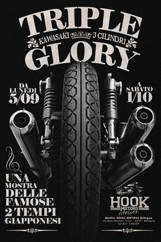 Triple Glory - Hook Motors