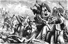 BELLUMARTIS HISTORIA MILITAR: SOBRE LOS GODOS Y SU EJÉRCITO (PARTE I) –DESDE EL SIGLO I A MEDIADOS DEL SIGLO III D.C.