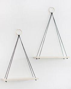 DIY Hanging Shelves | Why Don't You Make Me