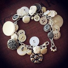 Cool Button Craft Projects for 2016 (33)