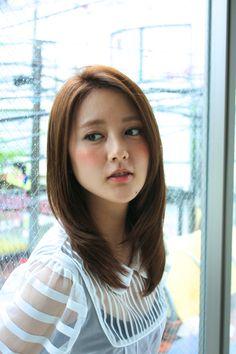 [model]kana ikuta [hair]tomoyoshi shiomi