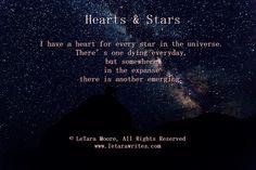 Hearts & Stars: A Poem