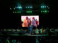 Con mucha emoción, Cristóbal Jiménez recordó aquellas coplas que entonó junto al Comandante Chávez.