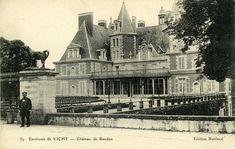 Chateau de Randan, residencia francesa de los duques de Montpensier