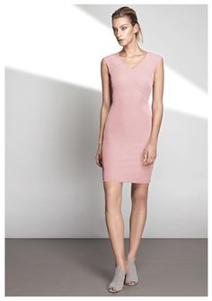 London College Of Fashion, The Allure, Catwalk Fashion, Pink Dress, Blush Pink, Celebrity Style, Archive, Dresses For Work, Feminine