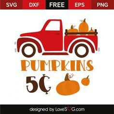 Pumpkins 5cents