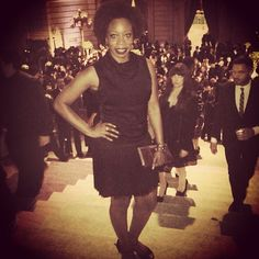 @laragazzasfs photo: I  creative black tie affairs! Great opportunity to bust out #vintage #fashion  #sf #janellemonae
