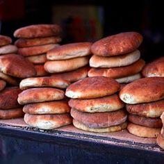 Khobz (Moroccan Bread)