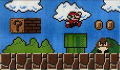 Super Mario Cross Stitches (OC) - Imgur