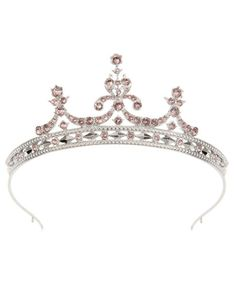 BETTY - Crystal tiara - Pink | Womens | Ted Baker UK