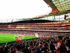 Arsenal. Match. Londres. 2015.