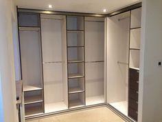 Image result for L shape closet