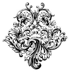 filigree design, tattoo idea