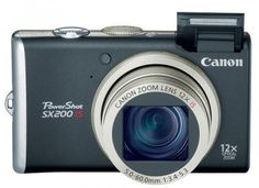Canon PowerShot SX200 IS Specifications and Price Update