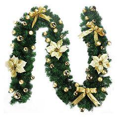 About2shop Christmas Wreath Garland Decoration Xmas Festi... https://www.amazon.com/dp/B01LZWHMCK/ref=cm_sw_r_pi_dp_x_29zdyb9G29SZM
