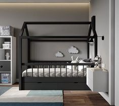 Немного детской комнаты для студии @alexey_volkov_ab #designer #дизайн #дизайнпроект #интерьерквартиры #design #interior #interiordesign #интерьер