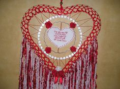 Hand-Made Metaphysical & New Age Items New Age, 6 Inches, Dream Catcher, Romantic, Heart, Handmade, Ebay, Dreamcatchers, Hand Made