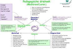 Pedagogische driehoek compleet EvD StiBCO