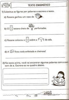 Trabalhando a letra S com som de Z   ALEGRIA EM ENSINAR EDUCAÇÃO