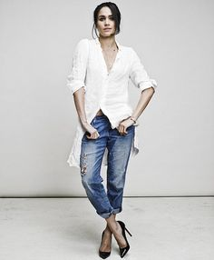 Spotlight on Suits actress Meghan Markle