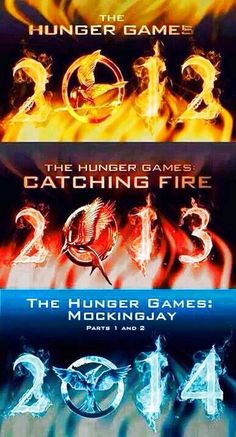 3rd book in hunger games series