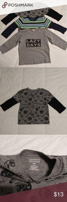 Football Player Blue 2 Piece Set Long Pajama PJ Boys Size 6 NWT #131